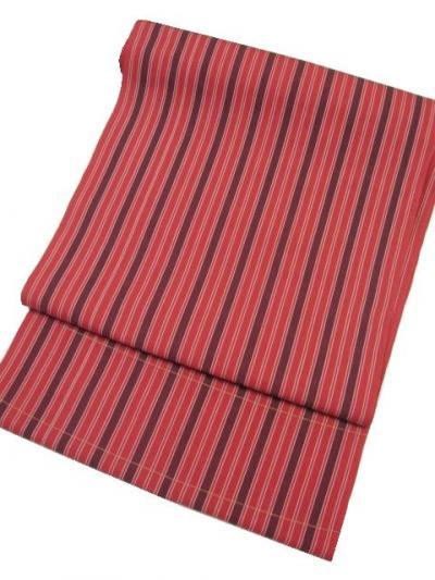 西陣織 木綿手機織9寸帯