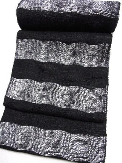 博多織 創作手機織 諸ヨロケ八寸帯