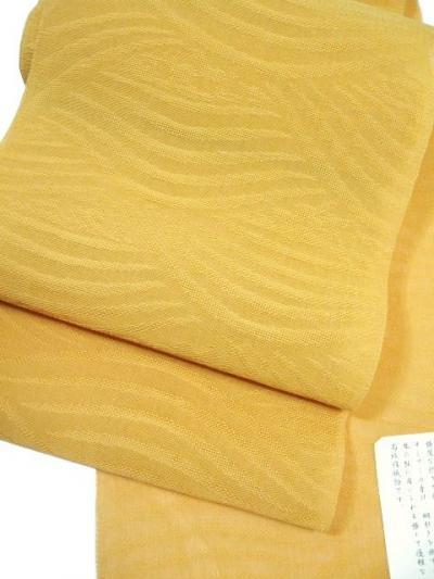西陣 琴糸織 八寸帯