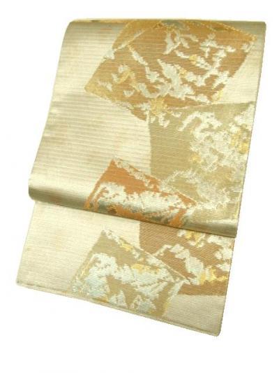 米田織物 二丁箔袋帯