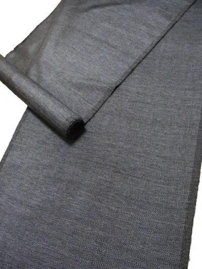 創作手機織 絹綿混合布