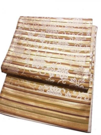 西陣帯 浅野織屋 手織袋帯