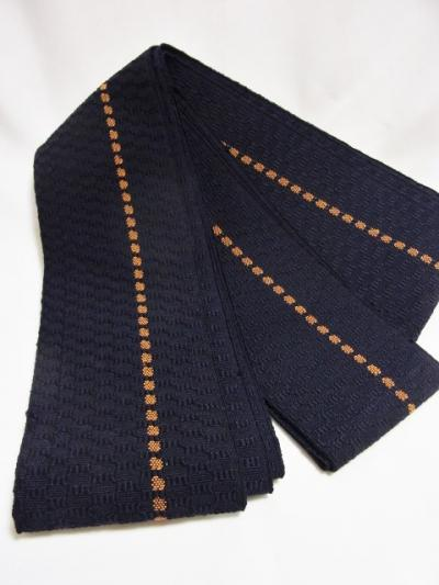 博多手機織角帯