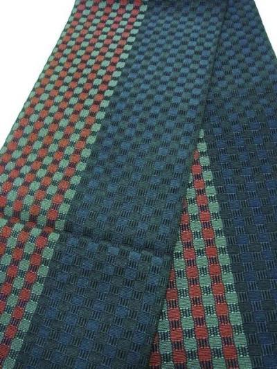 博多織 創作手機吉野格子角帯