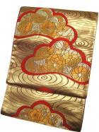 米田織物 三重箔袋帯